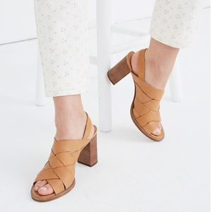 Madewell The Cindy Sandal